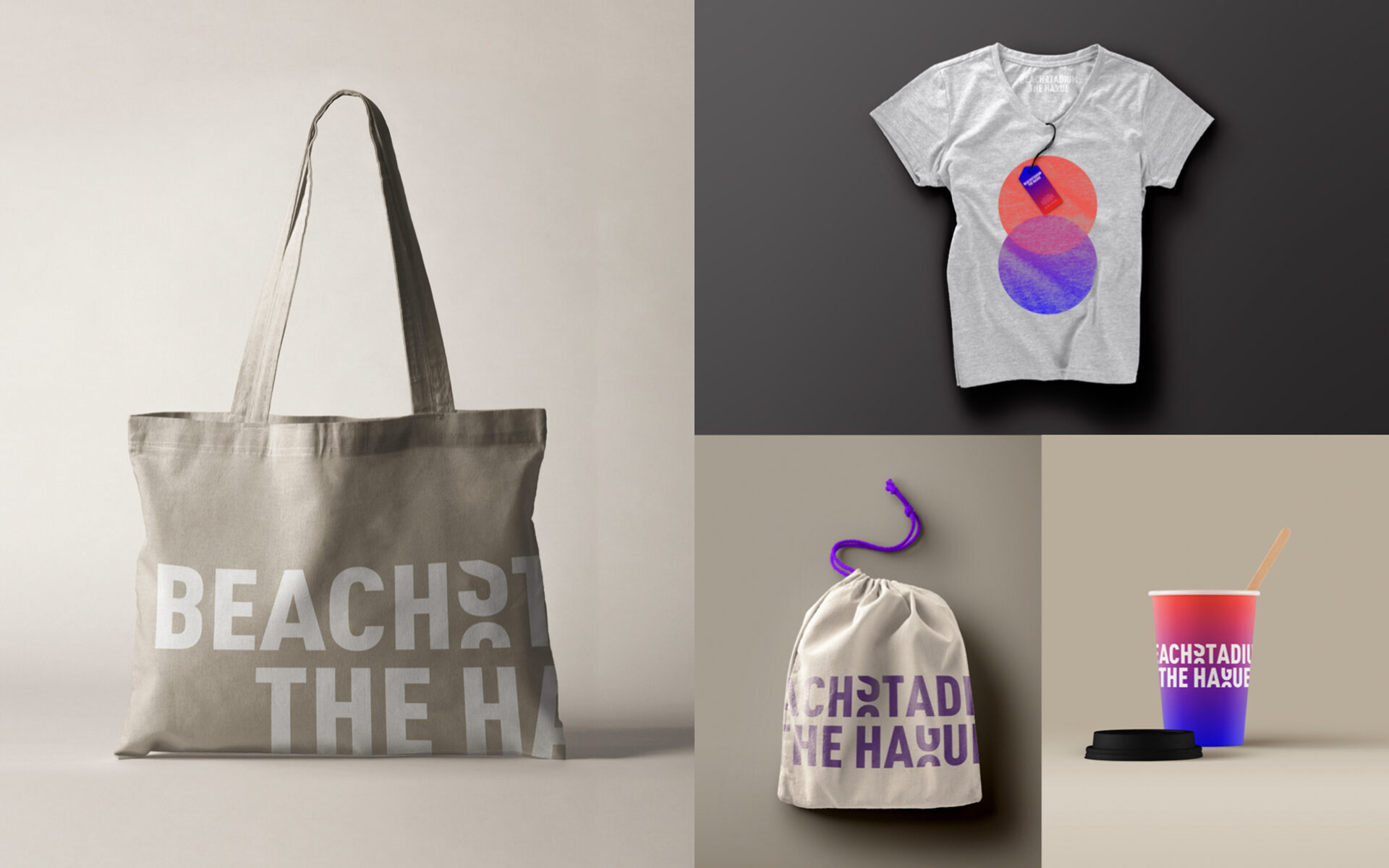 Beach Stadium Den Haag DAY Creative Strategic Consultancy Experience Concepts Brand Design merchandise
