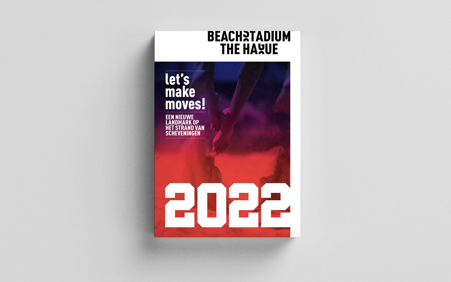 Beach Stadium Den Haag DAY Creative Strategic Consultancy Experience Concepts Brand Design Bidbook brandbook