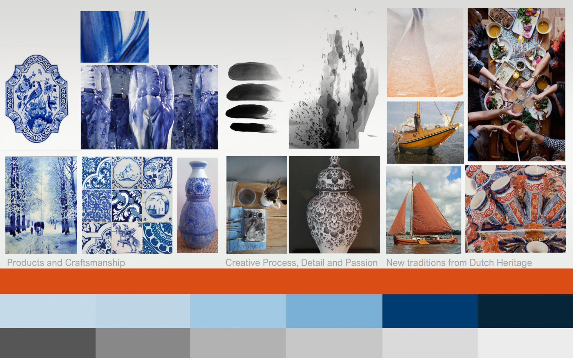 Heinen Delfts Blauw DAY Creative Brand Design Creating new traditions Inspiration