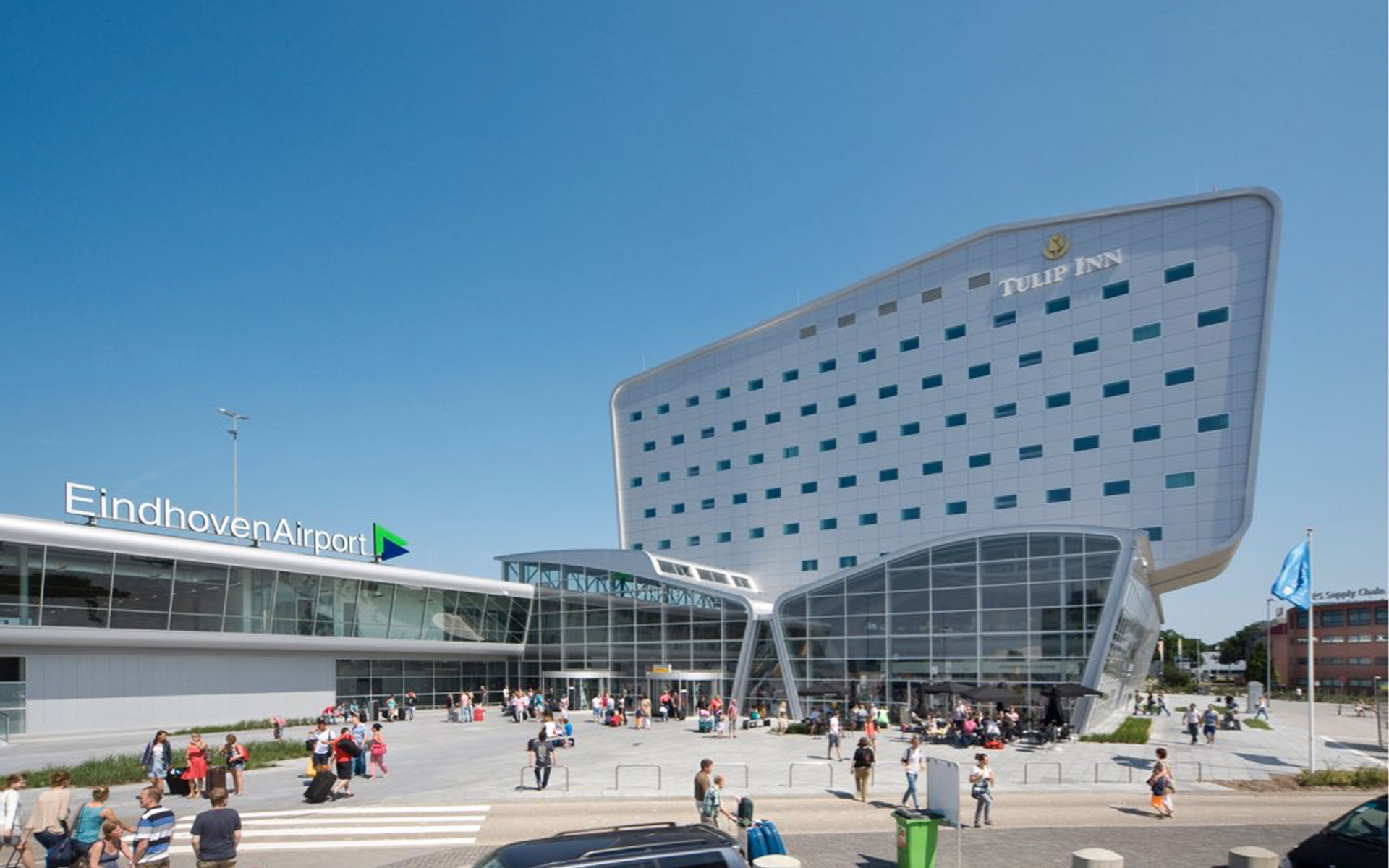 DAY Creative Eindhoven Airport building