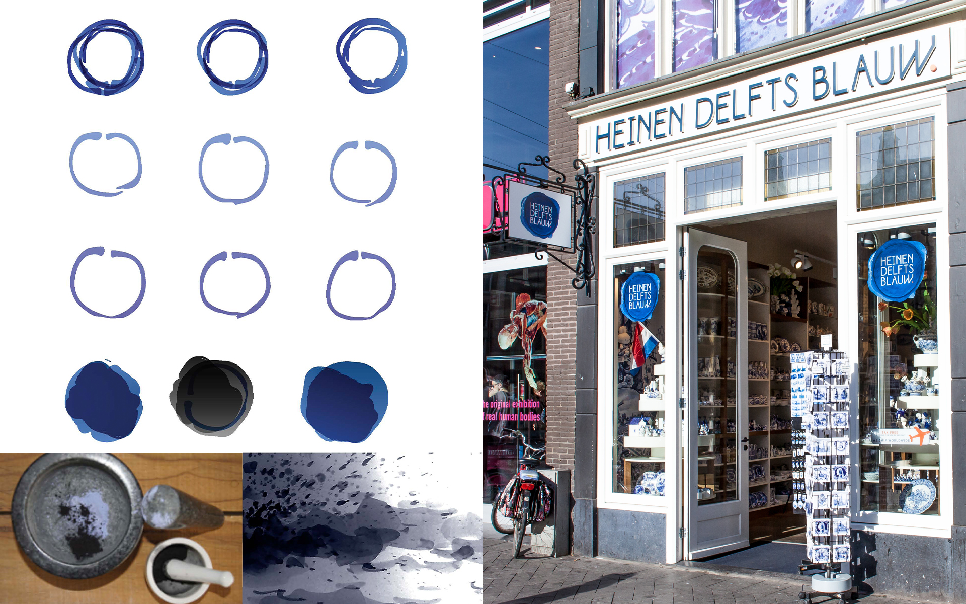 Heinen Delfts Blauw DAY Creative Brand Design Creating new traditions research