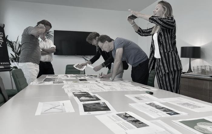 Workshop DAY Architects Experience presentation slides teamwork