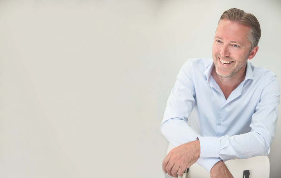 Theo Glaudemans CEO New business Partner DAY Creative