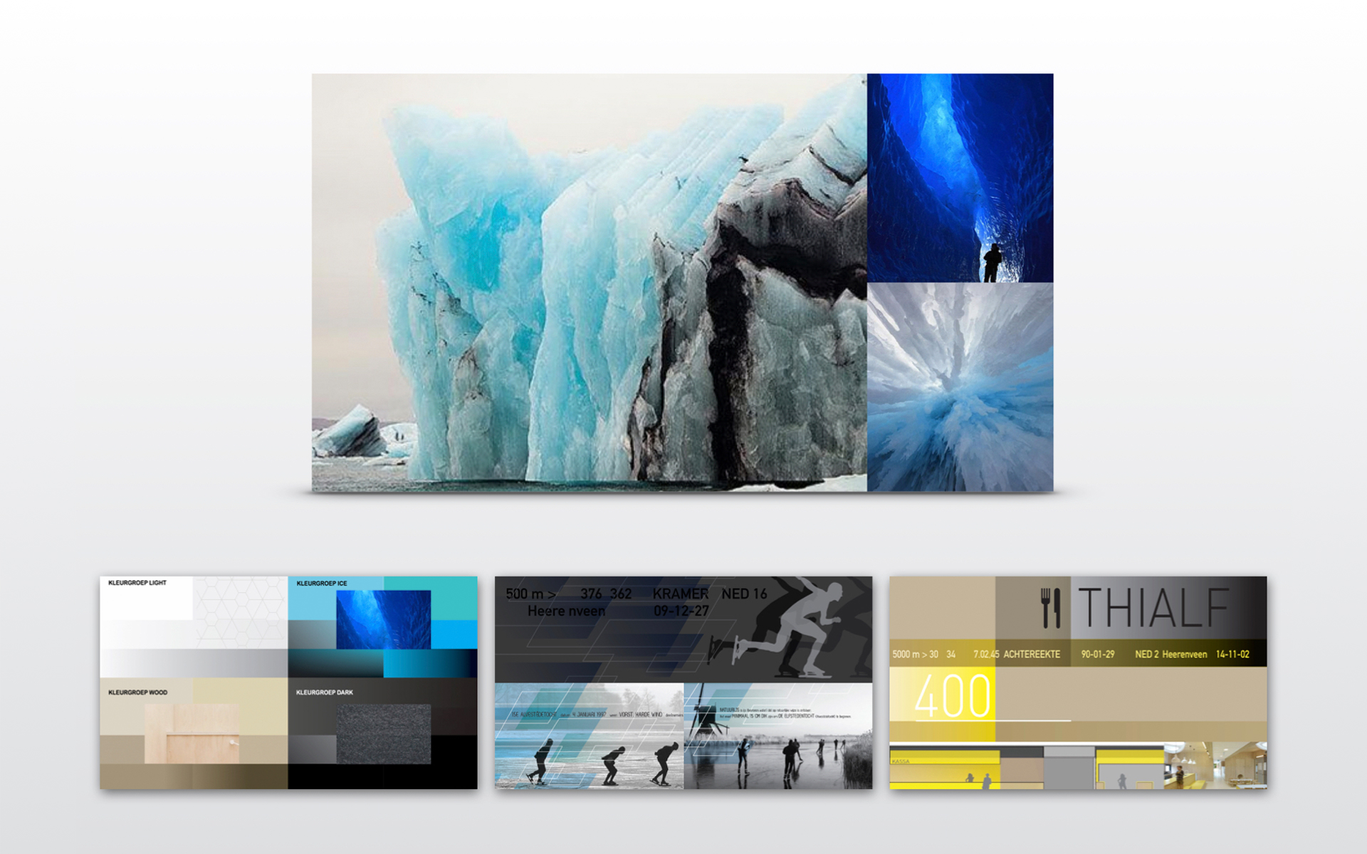 Thialf Ring DAY Creative Experience concept spatial and interior design