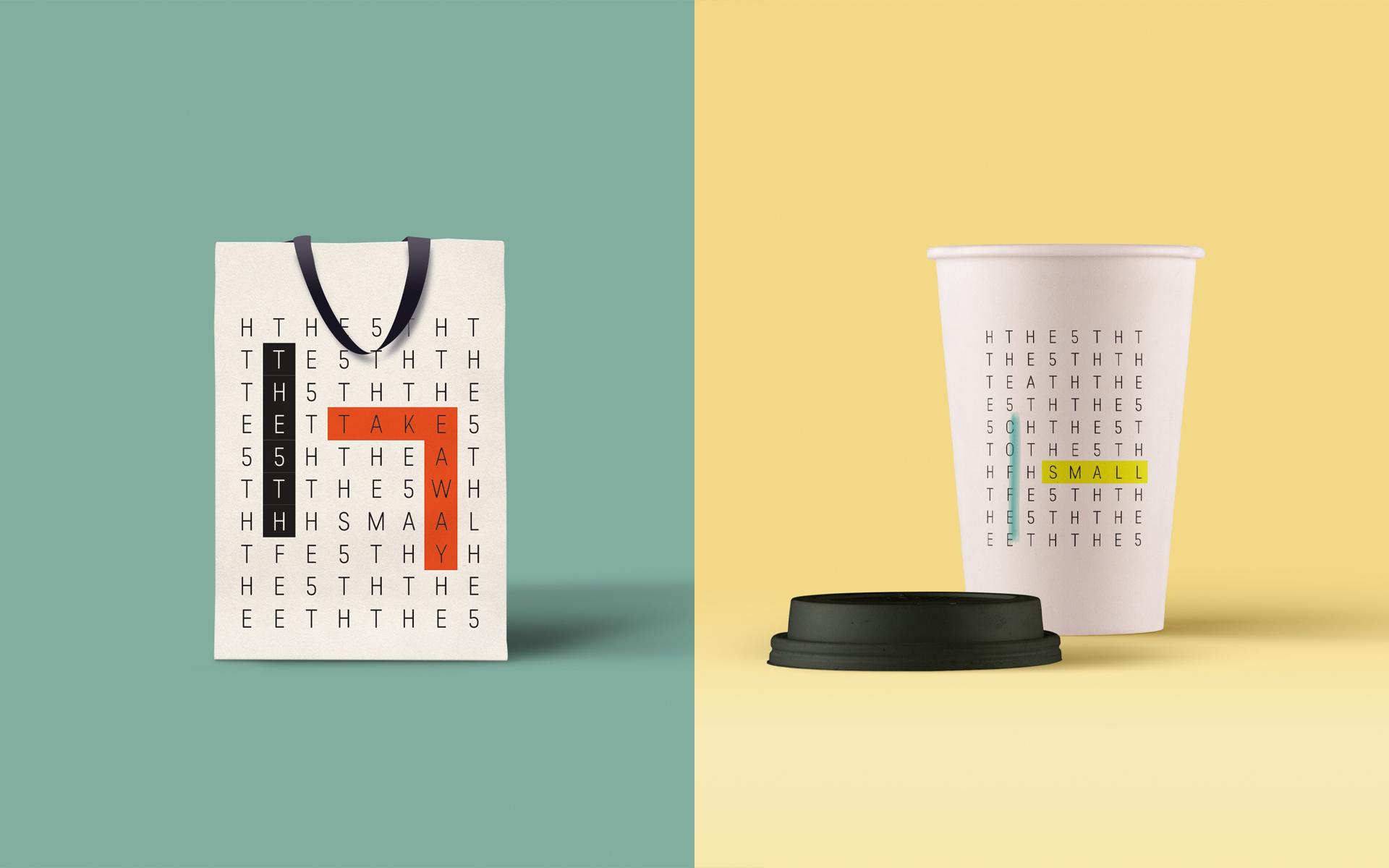 Stayokay TheFifth Merchandise DAY Creative Brand Design