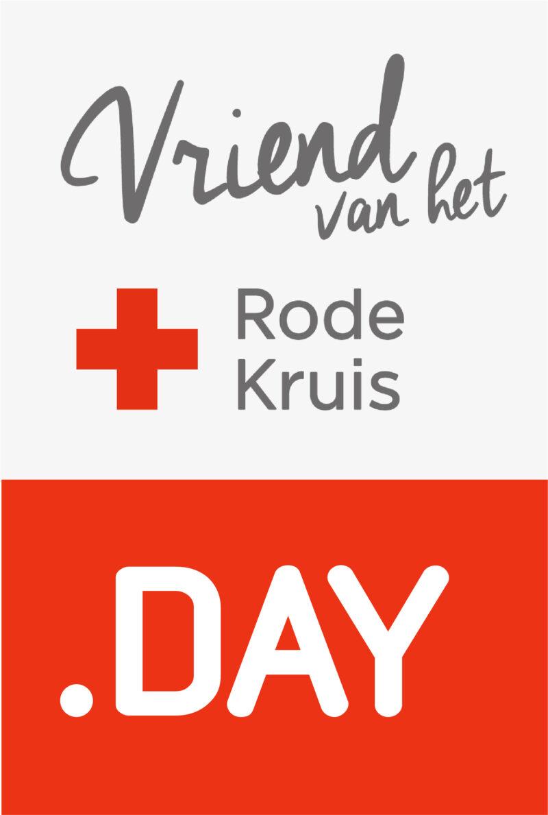 Vriend van het Rode Kruis Friends of the Red Cross partner DAY