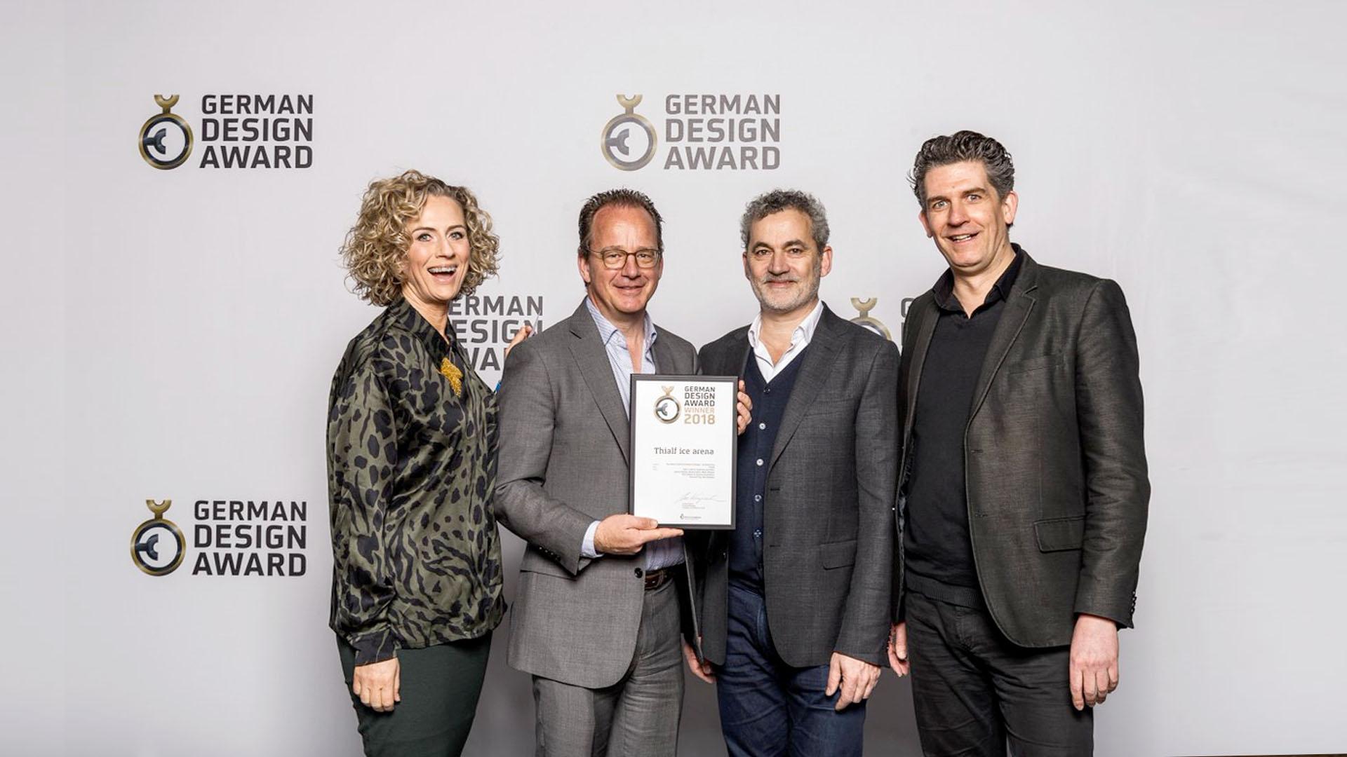 Awards DAY CREATIVE German Design Award Thialf Stadion